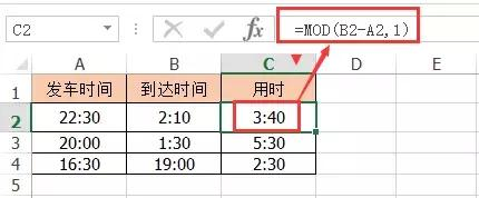 【Excel技巧】還在愁怎麼計算時間間隔嗎?多種玩法任你挑 - 每日頭條