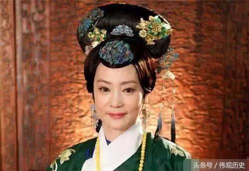 清朝妃子50歲後就不再侍寢。唯獨此女子例外! - 每日頭條