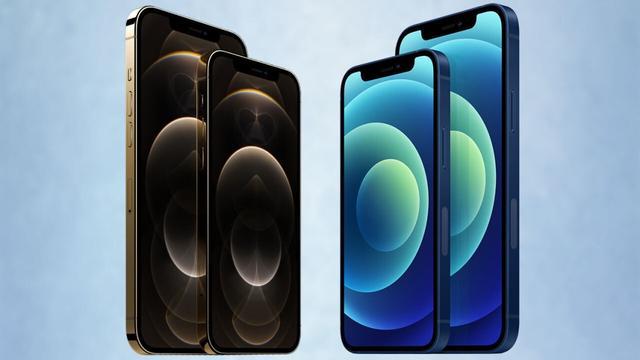 蘋果iPhone 12/mini/Pro/Pro Max全系規格對比 - 每日頭條