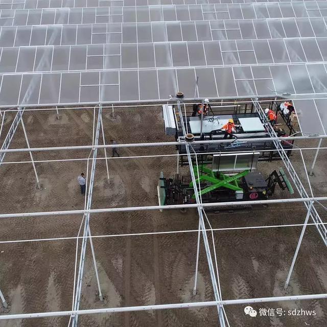 夏季連棟溫室主要降溫技術 - 每日頭條