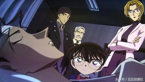 名偵探柯南:潛伏在黑暗組織的臥底全部暴露?這個人是雙面間諜 - 每日頭條