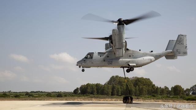 CV-22 魚鷹 系列 傾轉旋翼直升機——高清相片 - 每日頭條