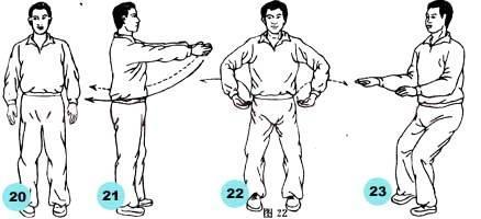 強身健體站樁功的3個步驟 - 每日頭條