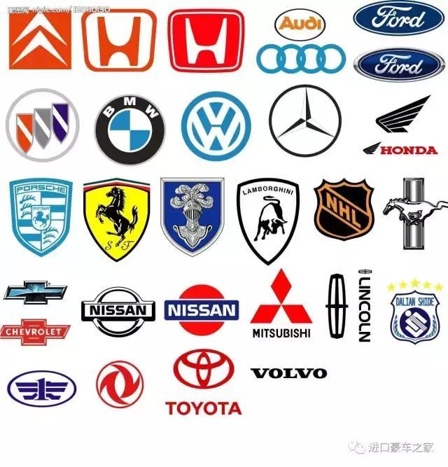 汽車品牌標誌大全 盤點那些你不了解的車…… - 每日頭條