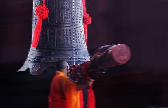 說說寺院裡的那些事(八)撞鐘時只想撞鐘 - 每日頭條