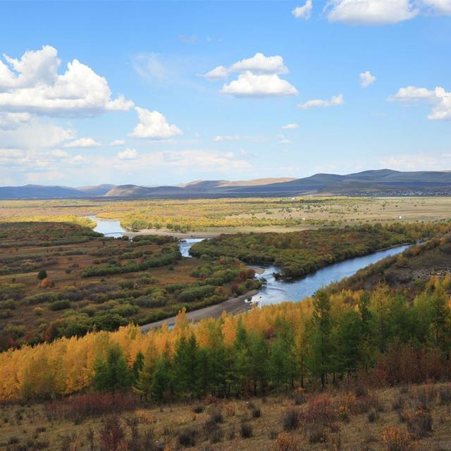 呼倫貝爾大草原不能錯過的的絕佳美景之地 - 每日頭條