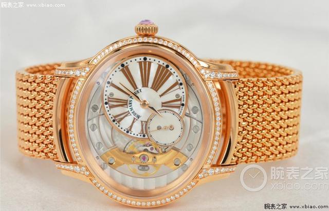 2018日內瓦國際高級鐘錶展愛彼新品匯總 - 每日頭條