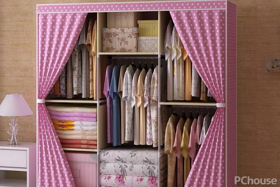 簡易布衣櫃好用嗎 簡易布衣櫃材料介紹 - 每日頭條