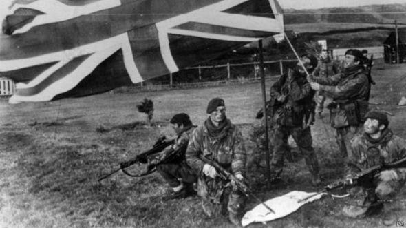 古今說史:福克蘭群島的戰爭,戰爭中沒有贏家 - 每日頭條