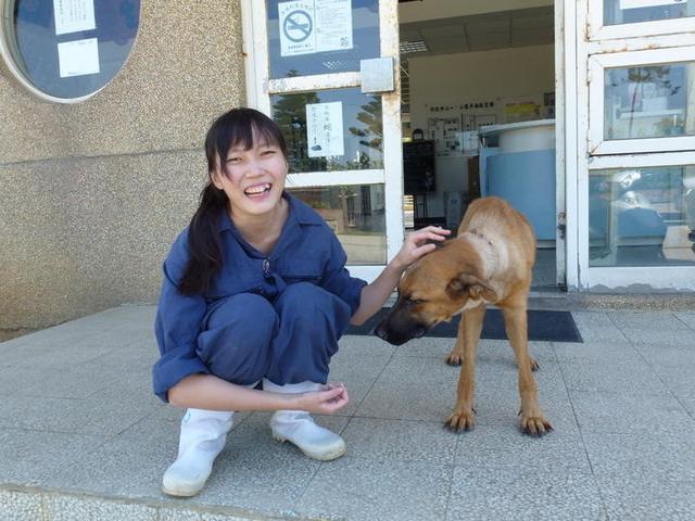 放棄打好前程去動物收容所的她,卻服用狗狗的安樂死自殺... - 每日頭條