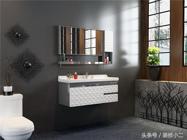 浴室櫃材質有哪些 浴室櫃材質哪種好 - 每日頭條