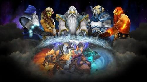 魔獸世界:故事的起源————萬神殿 - 每日頭條