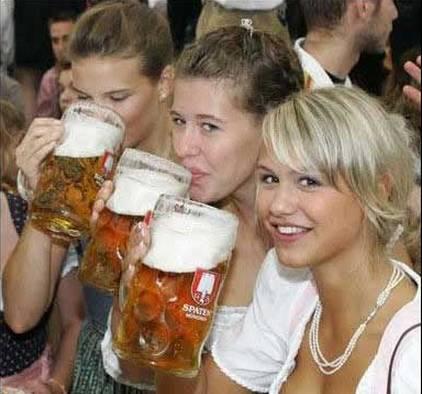 夏天喝啤酒的好處與壞處。飲酒之後。有4不要! - 每日頭條