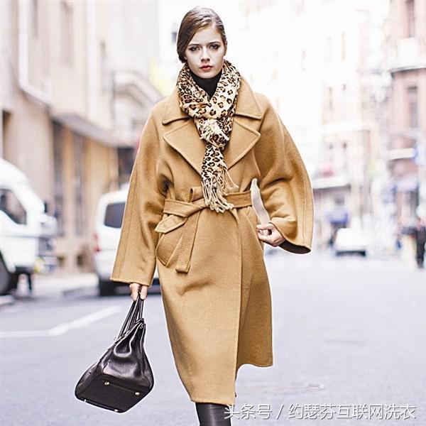 駝色大衣配什麼毛衣 雙重質感的溫暖 - 每日頭條