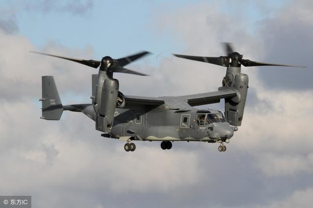 美軍黑科技,全世界飛的最快的直升機——V-22「魚鷹」運輸機 - 每日頭條