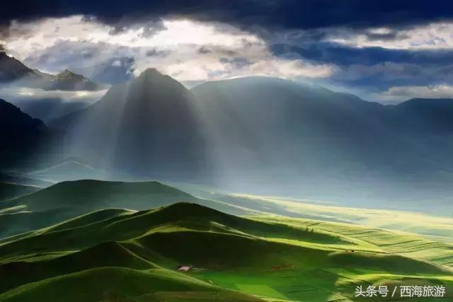 青藏高原的攝影天堂,天境祁連 - 每日頭條