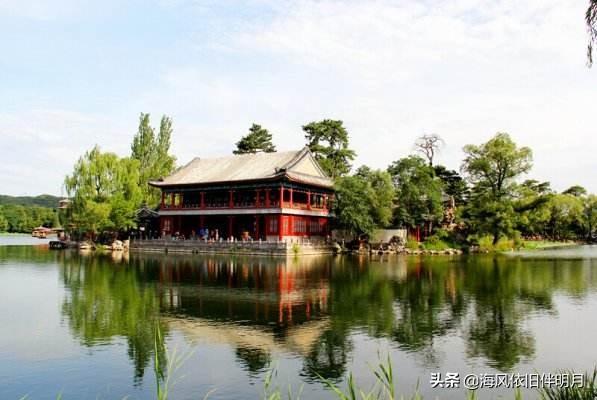 中國四大名園!煙波致爽 無暑清涼的承德避暑山莊 - 每日頭條