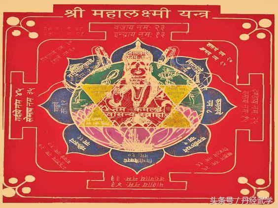 印度神畫丨曼荼羅丨古天竺諸神奧義 印度版河圖洛書 - 每日頭條