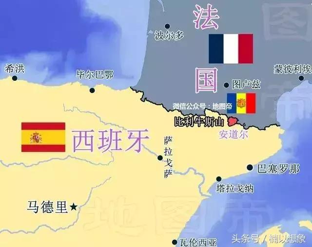 為什麼有1000萬中國人,在微信上自稱住在安道爾? - 每日頭條