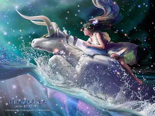 愛莎星語:12星座の希臘神話故事 - 每日頭條