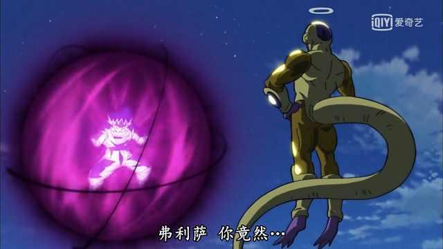 戰鬥力崩壞的《龍珠超》。孫悟空和破壞神之間的真正差距有多大? - 每日頭條