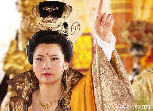 趙匡胤曾被一女子痛打。北宋皇帝更是不爭氣。經常被女子欺負 - 每日頭條