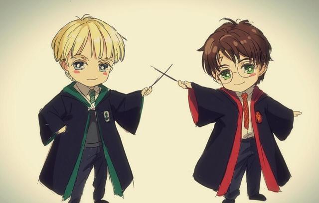 再看《哈利波特》我就想問,這樣的哈利和馬爾福你要不要? - 每日頭條