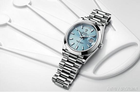 據你所知勞力士一共設計了多少種錶帶?歡迎補充 - 每日頭條