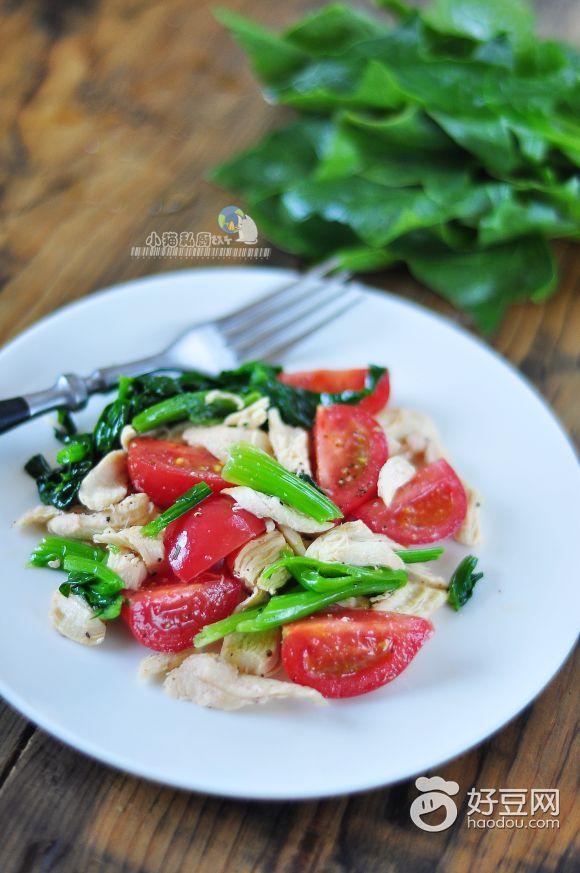 菠菜雞肉沙拉 - 每日頭條