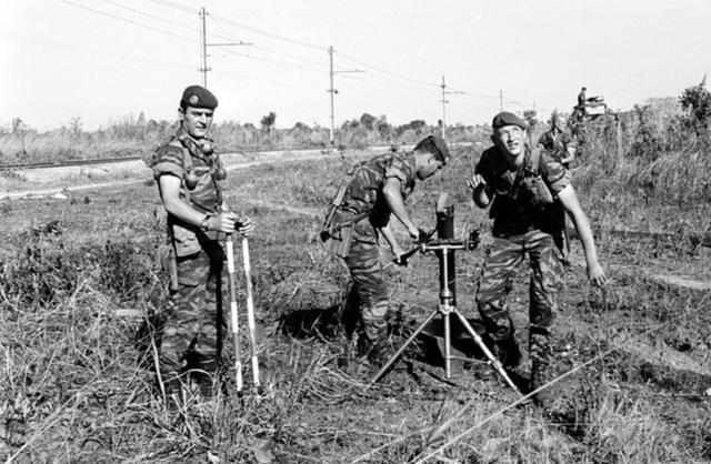 1978年法國外籍軍團在薩伊 - 每日頭條