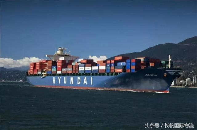 業務收縮!韓國現代商船退出跨大西洋服務航線 - 每日頭條