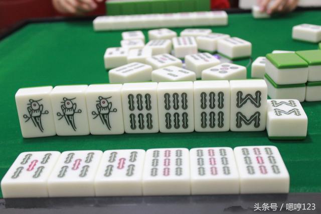 麻將贏錢技巧,實用的4條麻將贏錢技巧 - 每日頭條