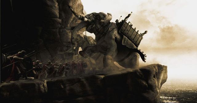 見證血染的風采!斯巴達人為何能在溫泉關擋住百萬大軍的波斯王? - 每日頭條