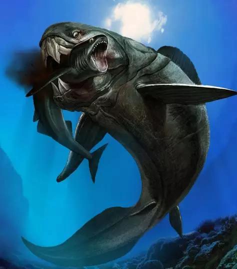 十大已經滅絕的海洋巨獸。還活著那就是霸主! - 每日頭條