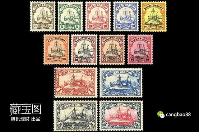 每一張都是天價!絕版郵票:一套清朝郵票1217萬! - 每日頭條
