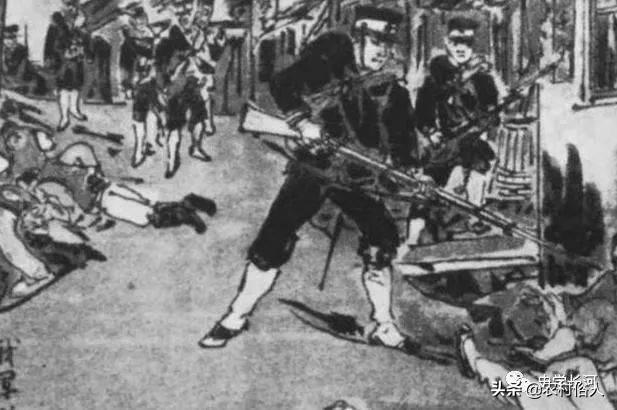 日軍在此屠城4天3夜,兩萬人只有36人生還,殘酷遠超南京大屠 - 每日頭條