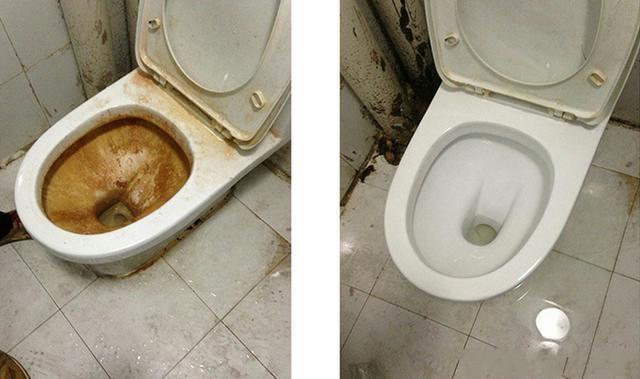 馬桶用一段時間就泛黃髮臭。教你一招。讓馬桶瞬間乾淨無異味 - 每日頭條