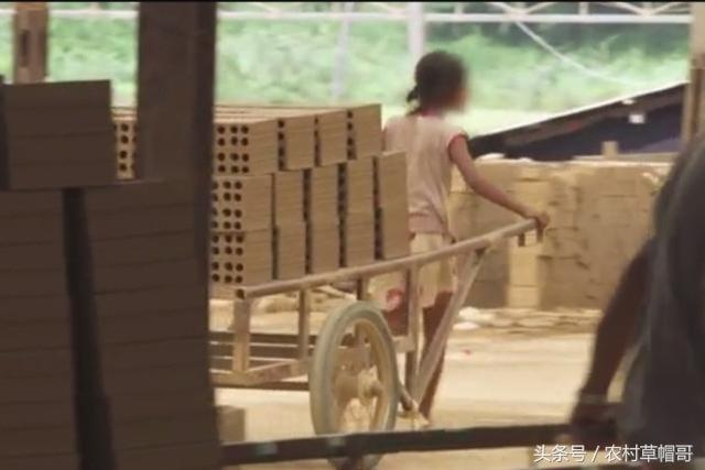 直擊:柬埔寨童工的悲慘生活。孩子成了勞動機器。只為家裡還債 - 每日頭條
