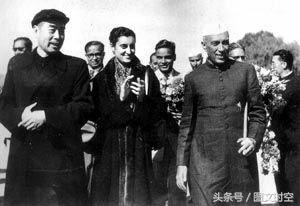 圖集,印度政壇第一家族創始人尼赫魯 - 每日頭條