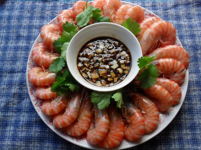 吃蝦的五點好處。你知道多少? - 每日頭條