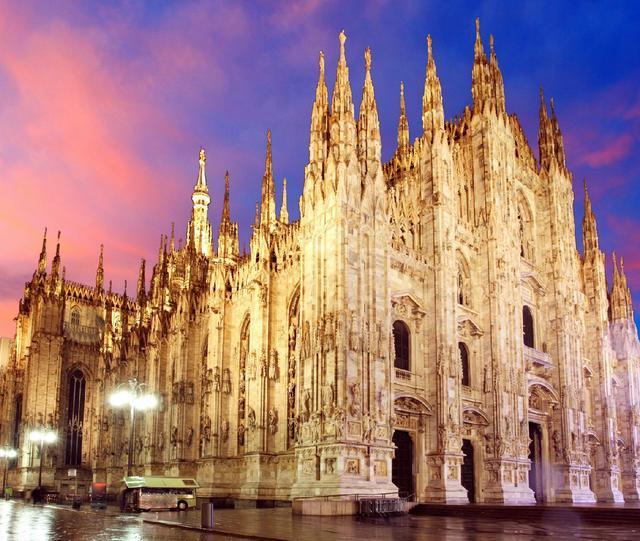 米蘭的象徵——米蘭大教堂 - 每日頭條