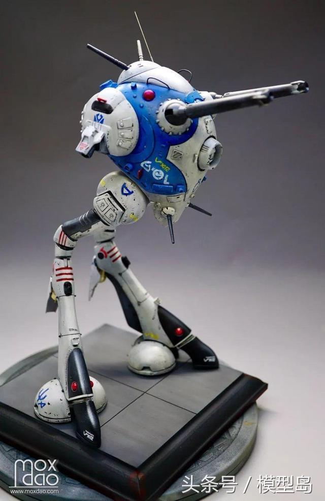 超時空要塞 天頂星戰鬥囊 雜兵機|模型作品 - 每日頭條