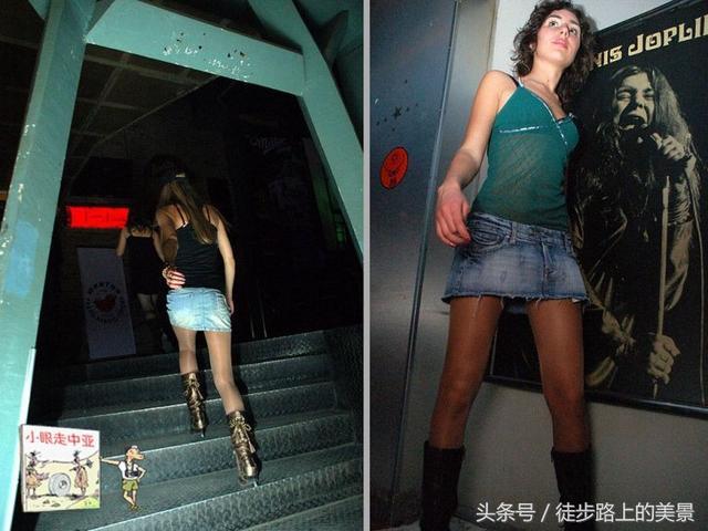 實拍:俄羅斯美女們的夜店生活 - 每日頭條