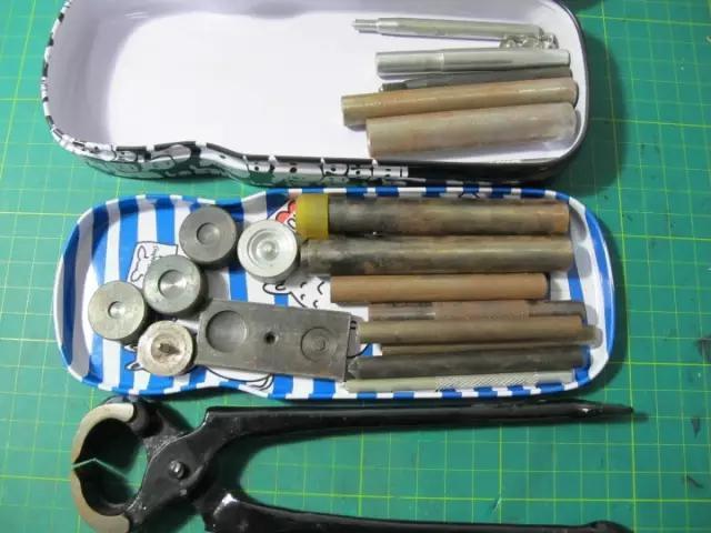 最強皮具工具合集 - 每日頭條