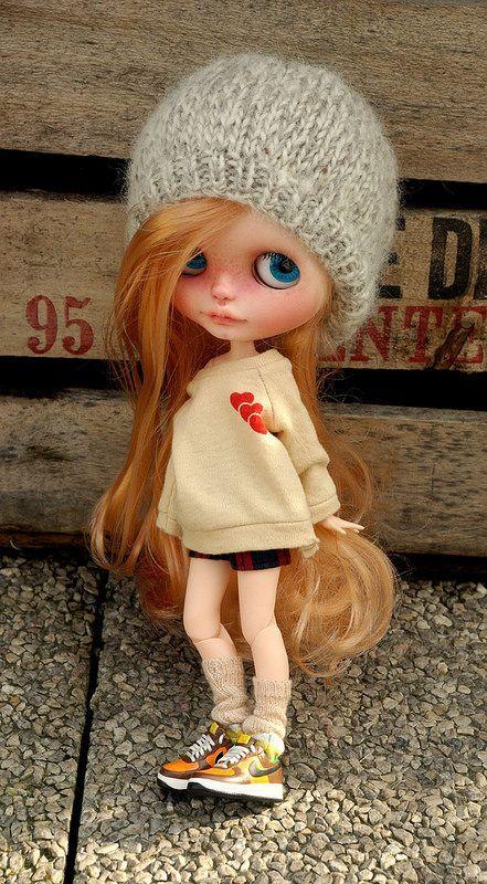 Blythe娃娃,小布,大眼娃,相對bjd娃娃這小可愛燒錢嗎 - 每日頭條