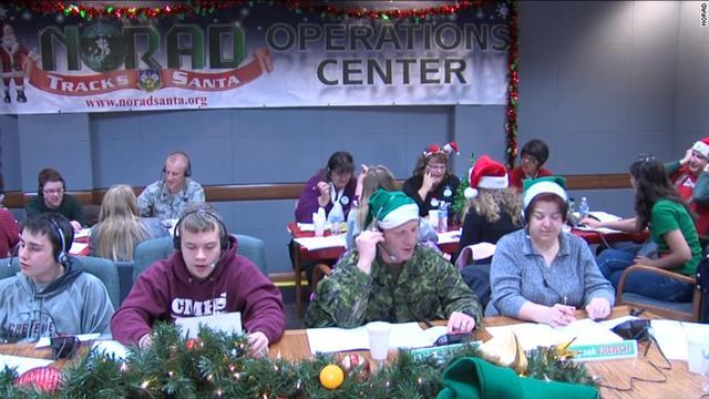 不存在的:美國空軍稱今年沒禮物因為根本就沒有聖誕老人 - 每日頭條
