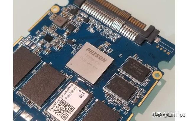 群聯 E16,首款PCIe 4.0 SSD演示速度超4G - 每日頭條