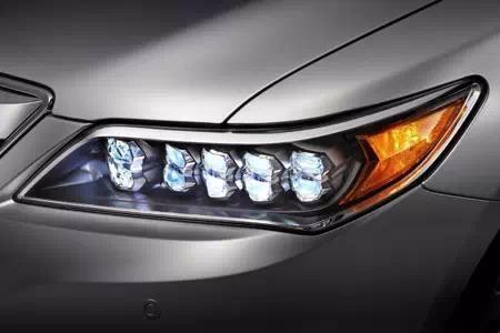 鹵素、氙氣、LED。3種汽車燈光配置。哪個好? - 每日頭條