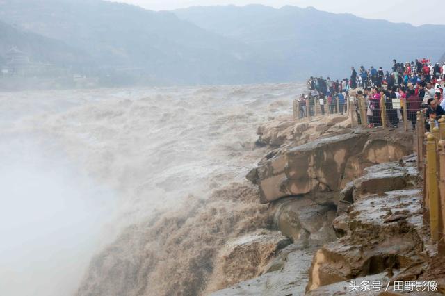 壺口瀑布到底屬於哪?陝西山西網遊互掐 - 每日頭條