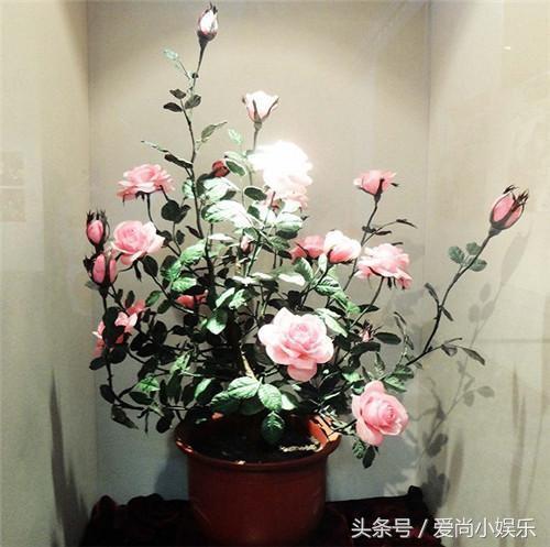 「花兒行」的沒落,老北京簪花藝術,以假亂真的絹花 - 每日頭條